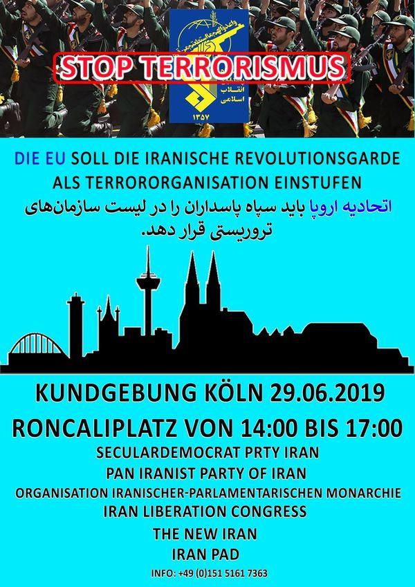 Köln Kundgebung